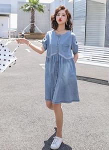MW9158 牛仔连衣裙(停产)