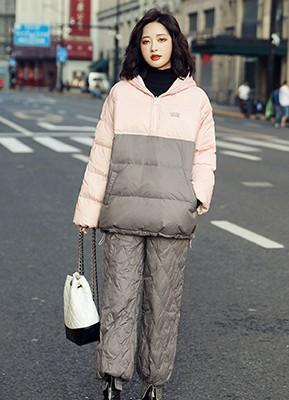 MW9609C 羽绒裤