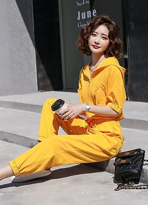 MW0055K 短袖连体裤(爆款主推)