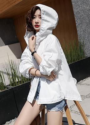 MW0053A 连帽防晒衣