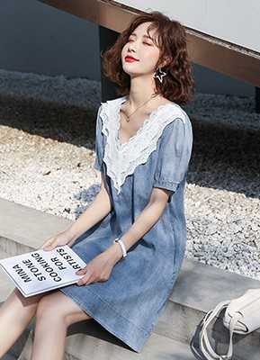 MW0061 蕾丝连衣裙