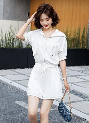 MW0104A 短袖连体裤