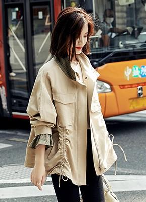 MW0203P 风衣外套