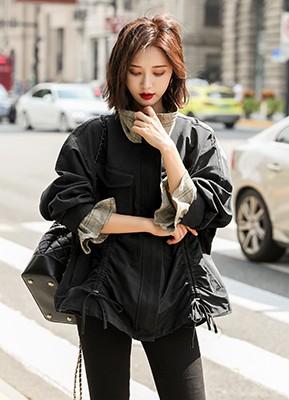 MW0203B 风衣外套