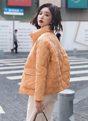 MW0221J 大口袋羽绒服