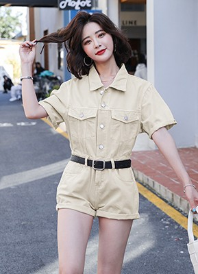 MW1069P 连体短裤